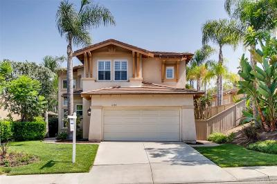 Carlsbad Single Family Home For Sale: 6385 Paseo Aspada