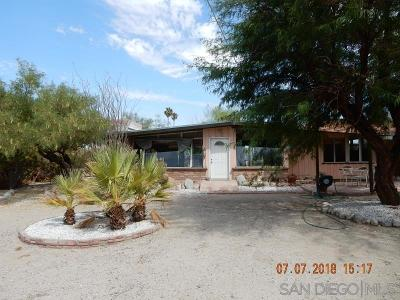 Single Family Home For Sale: 3836 Inca Rd