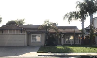 Riverside County Single Family Home For Sale: 30232 Marne Way