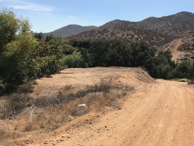 Riverside County Residential Lots & Land For Sale: Wheeler St #1