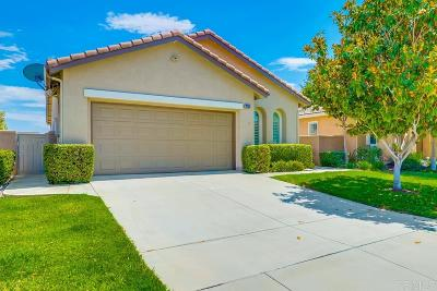 Riverside County Single Family Home For Sale: 28235 Meadowsweet Dr