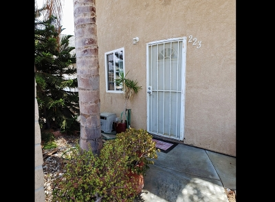 San Diego Single Family Home For Sale: 223 S 32nd St