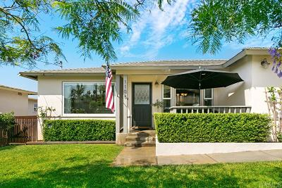 Oceanside Single Family Home For Sale: 1105 S Clementine