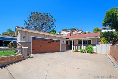 Single Family Home For Sale: 2068 Catalina Blvd