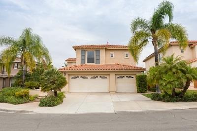 Single Family Home For Sale: 11719 Aldercrest Point