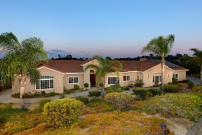 Fallbrook Single Family Home For Sale: 951 River Oaks Ln