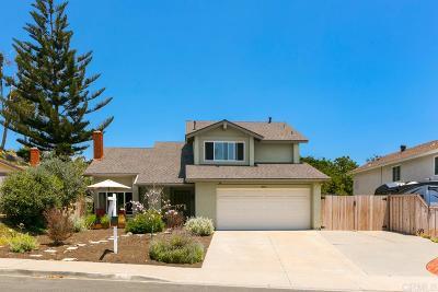 Oceanside Single Family Home For Sale: 384 Islander St
