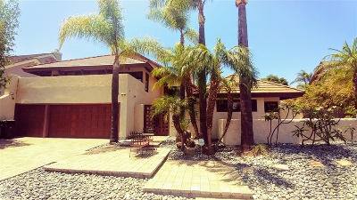 Single Family Home For Sale: 10660 Lakecrest Pt