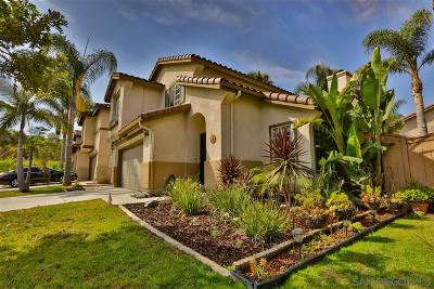 Oceanside Single Family Home For Sale: 4784 Ventana Way