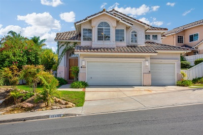 Single Family Home For Sale: 11450 Cypress Woods Dr