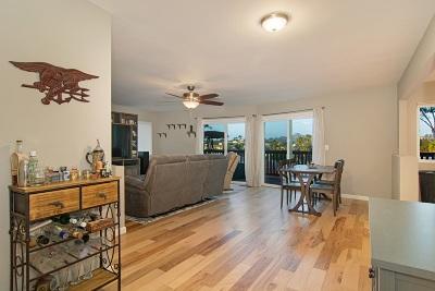 La Mesa Single Family Home For Sale: 7862 Suncrest Dr