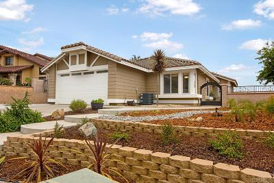 Chula Vista Single Family Home For Sale: 356 Bay Leaf Dr