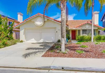 Oceanside Single Family Home For Sale: 768 Rivertree Dr