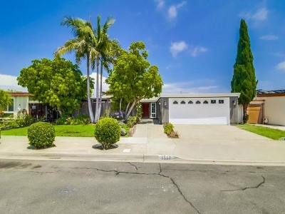 San Diego CA Single Family Home For Sale: $715,000