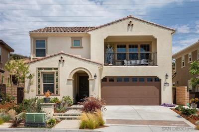 Single Family Home For Sale: 13945 Centella Way