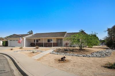 Single Family Home For Sale: 12123 Cotorro Way