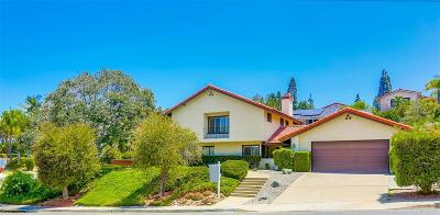 Carlsbad Single Family Home For Sale: 6528 Persa St