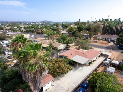Escondido Single Family Home For Sale: 1120 Thomas Way