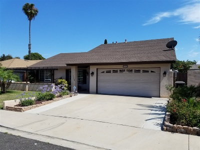 Chula Vista Single Family Home For Sale: 532 Manzanita Street