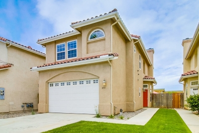 San Diego CA Single Family Home For Sale: $569,900