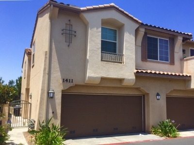 Chula Vista Townhouse For Sale: 1411 Caminito Lucca #2