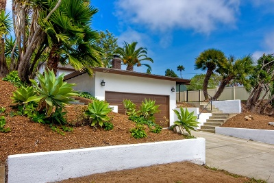 Carlsbad Single Family Home For Sale: 3860 Adams