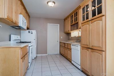 San Diego Single Family Home For Sale: 4077 Marcwade Dr