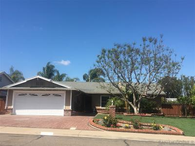 Seven Oaks Single Family Home For Sale: 12212 Santiago Rd W
