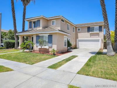Chula Vista Single Family Home For Sale: 1601 Piedmont St