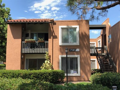 Attached For Sale: 17087 W W Bernardo Dr #106