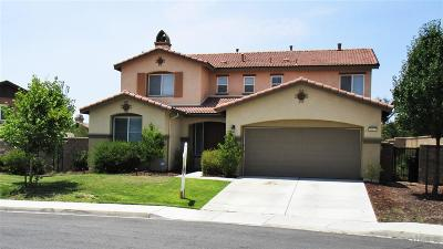 Riverside County Single Family Home For Sale: 35677 Swift Fox Court