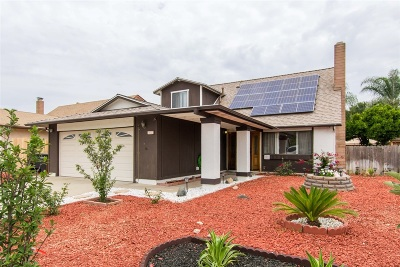 Poway Single Family Home For Sale: 13727 McKenzie Ave.