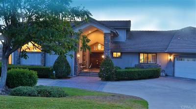 Single Family Home For Sale: 4297 Fallsbrae Rd.
