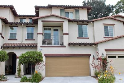 Carlsbad Townhouse For Sale: 6903 Tourmaline Place