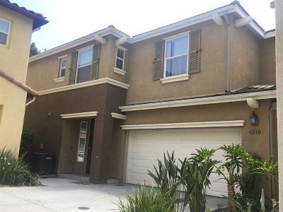 Single Family Home For Sale: 4210 Avenida Arroyo