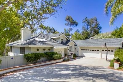San Diego Single Family Home For Sale: 10565 Spruce Grove Avenue