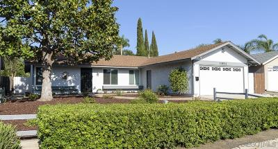 Single Family Home For Sale: 13011 Gate Drive