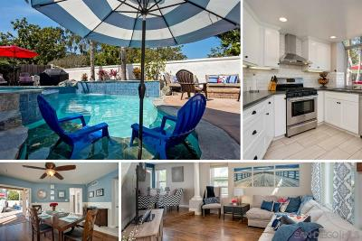 Oceanside Single Family Home For Sale: 1705 Avenida Segovia