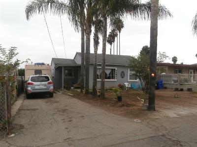 Vista CA Single Family Home For Sale: $420,000