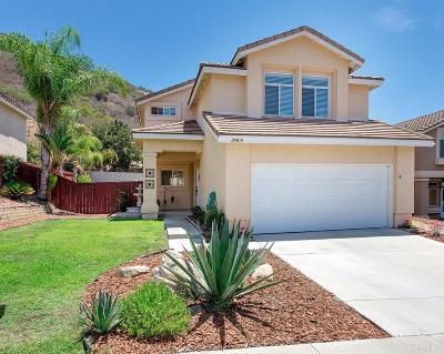Escondido Single Family Home For Sale: 29819 Platanus Dr