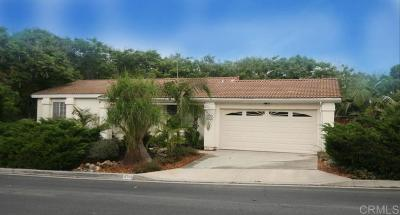 Vista Single Family Home For Sale: 2208 San Remo Circle