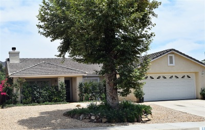 Riverside County Single Family Home For Sale: 23232 Trillium