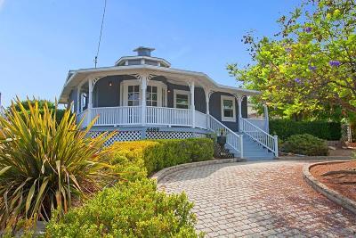 La Mesa Single Family Home For Sale: 4489 Maple Ave