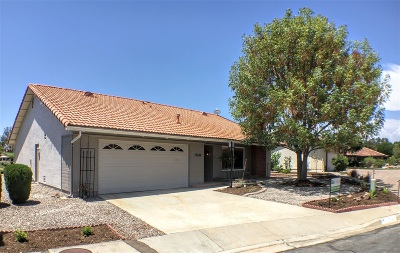 Single Family Home For Sale: 17549 Plaza Otonal