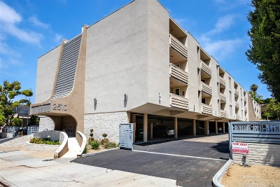 La Jolla Shores Attached For Sale: 2510 Torrey Pines Road #204