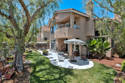 Oceanside Single Family Home For Sale: 3792 Via Las Villas
