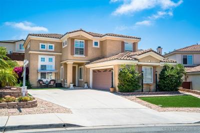 Rancho Del Rey Single Family Home For Sale: 1045 Dorado Way