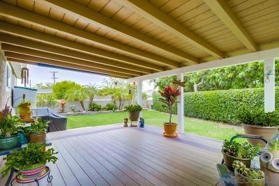 Clairemont, Clairemont East, Clairemont Mesa, Clairemont Mesa East Single Family Home For Sale: 7215 Beagle
