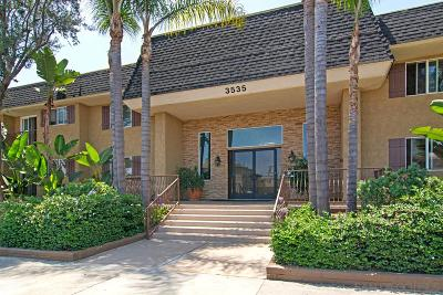 San Diego Attached For Sale: 3535 Madison Ave #211