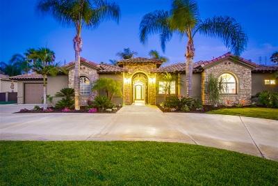 Single Family Home For Sale: 3535 Par Four Dr